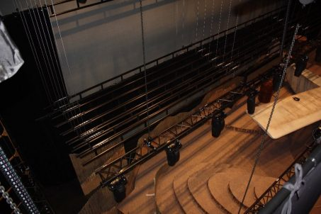 Nukuteatri uus lavasüsteem